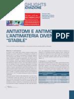 Materia Antimateria