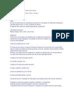 Limado Manual