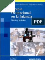 Terapia ocupacional en la infancia - Teoria y práctica (1)
