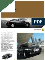 Catálogo y Ficha Técnica Fluence Sport