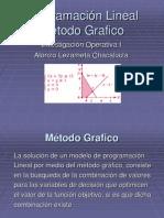 Lezameta Chacaliaza Alonzo - Programación Lineal Método Grafico