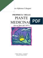 E-Book proprietà piante medicinali