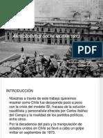 Antecedentes Golpe Militar 1973 (1)