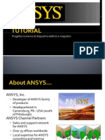 Tutorial Ansys