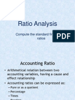 Ratio Analysis - AP