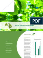 Green Footprint Investments Brochure 11.07