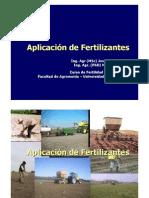 Aplicación de Fertilizantes1