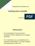 Introducci n a NASM a 2011
