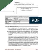 0 Módulo 2 Didáctica Universitaria Programa 2011-2