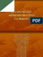 Contratos Licitações
