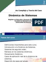 Dinámica de Sistemas