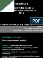 Clase1- LA MODERN 1° parte- H2 2012
