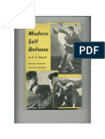 Modern Self Defense - R. H. Sigward 1958