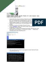 Intal XP Pakai Flash.doc