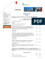Canada Visa - The Rules, The Procedure, The Documents