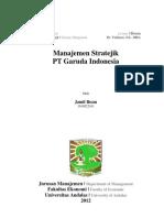 Jamil Ihsan_1010522101_Manajemen Stratejik PT Garuda Indonesia