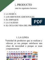 El Producto[1]
