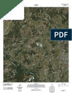 Topographic Map of Lexington