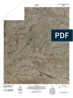 Topographic Map of Dellahunt Draw West