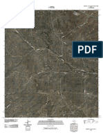 Topographic Map of Meyers Canyon NE