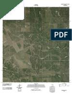 Topographic Map of Skidmore NE