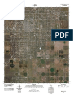 Topographic Map of Denver City