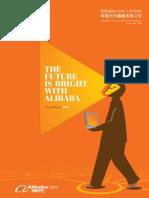 alibaba annual report
