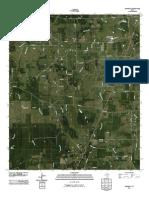 Topographic Map of Hodgson