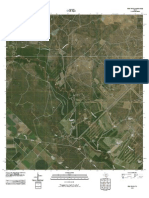 Topographic Map of Frio Town
