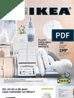 IKEA Catalogue 2012 (FR)