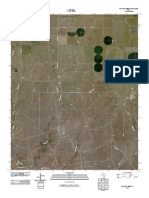 Topographic Map of Pollard Creek