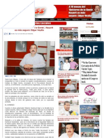 30-07-2012 A 10 meses del Gobierno de la Gente Nayarit es más seguro, Edgar Veytia