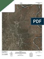 Topographic Map of Little Fielder Draw