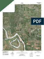 Topographic Map of Millerton