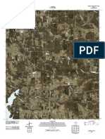 Topographic Map of Hope Pond