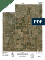 Topographic Map of Funston