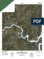 Topographic Map of Smithwick