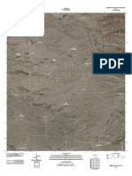 Topographic Map of Sneed Mountain NE
