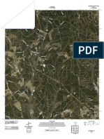 Topographic Map of Hortense