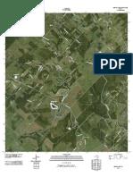 Topographic Map of Cedar Lane