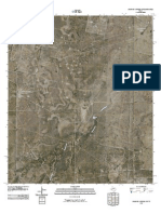 Topographic Map of Diamond Y Spring NW