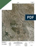 Topographic Map of Soda Lake