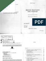 Breve Tratado Del Paisaje - Alain Roger