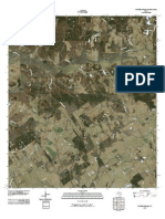 Topographic Map of Porter Springs