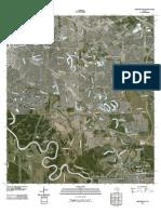 Topographic Map of Missouri City