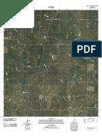 Topographic Map of Loma Alta NE
