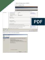 Web en Windows Server 2008 R2