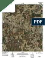 Topographic Map of Poynor