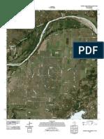Topographic Map of Prairie Valley School