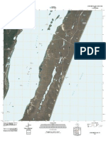 Topographic Map of South Bird Island